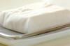 めかぶの混ぜ混ぜ豆腐の作り方の手順1
