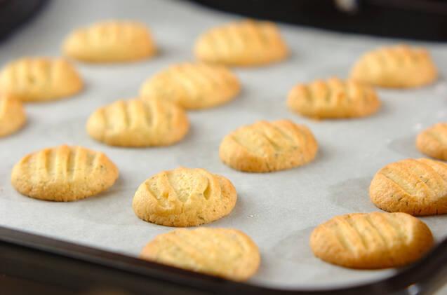 青汁クッキーの作り方の手順8
