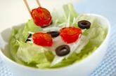 焼きトマトのサラダの作り方2