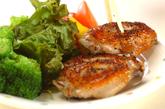 鶏手羽の黒コショウ焼きの作り方2