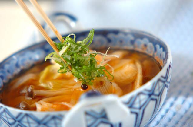 トムヤム風スープの作り方の手順6