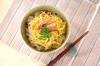 蒸し寿司の作り方の手順