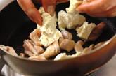 豆腐と鶏肉の照り焼きの作り方2