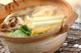 豆乳鍋の作り方3