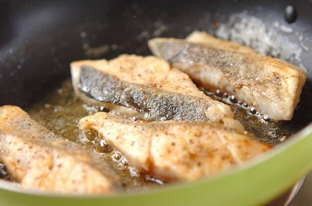 魚のムニエルの作り方の手順4
