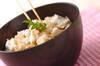 鯛飯の作り方の手順8