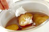 サツマイモのうま煮の作り方2