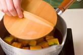 カボチャの田舎煮の作り方3