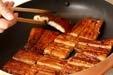 ウナギ丼の作り方3