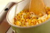 ぜいたくコーンスープの作り方4