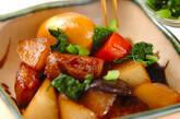 豚肉と大根のコーラ煮の作り方9