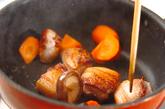 豚肉と大根のコーラ煮の作り方1