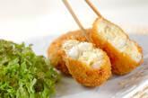 里芋のチーズコロッケの作り方10