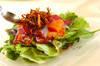 お刺身サラダの作り方の手順4