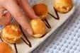 栗のまん丸ケーキの作り方5