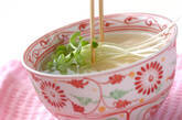 タラのスープの作り方7