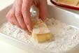 豆腐グラタンの下準備1