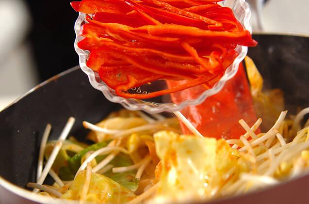 野菜たっぷりデジカルビの作り方の手順3