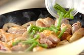 鶏のゴマゴマ煮の作り方2