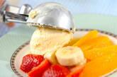 オレンジのホットデザートの作り方5