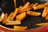 レンコンのシャキシャキ炒めの作り方2