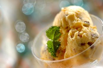 チョコバナナアイスクリーム