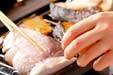 ブリの塩焼きの作り方4