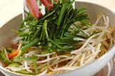 ゴーヤ入り素麺チャンプルーの作り方7