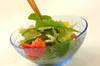 ルッコラのカラフルサラダの作り方の手順6
