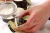 ナスのはさみ揚げの作り方の手順7