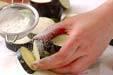 ナスのはさみ揚げの作り方7