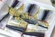 サンマのハーブ焼きの作り方2