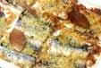 サンマのハーブ焼きの作り方3
