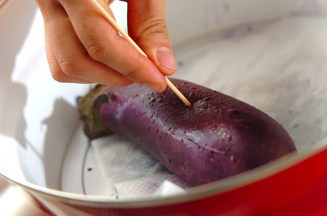 蒸し野菜の梅ダレ豆腐サラダの作り方の手順6