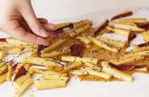 サツマイモのお菓子の作り方4
