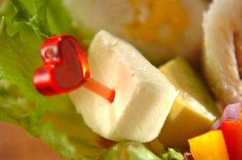 アボカドクリームチーズ