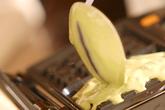 豆乳抹茶ワッフルの作り方3