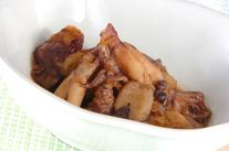 小イカのサッと煮