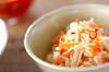 切干し大根の甘酢和えの作り方の手順
