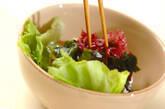 豆腐のサラダの作り方7