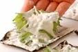 ホタテとチーズの天ぷらの作り方3