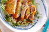 薄切り豚肉のスープカツの作り方の手順