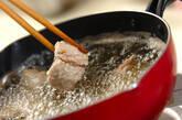 サバの甘酢野菜あんかけの作り方1
