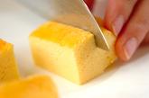 厚焼き卵のにぎりの作り方2