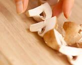 ビーフとマッシュルームのカレーの作り方2