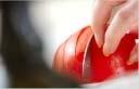 トマトのオリーブ油がけの作り方1