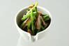 ほうれん草のサラダの作り方の手順
