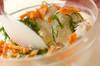 塩鮭ご飯の作り方の手順2