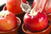 焼きリンゴの作り方5