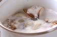 高野豆腐と貝の煮物の作り方2